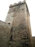 Tower of Piccolomini Castle